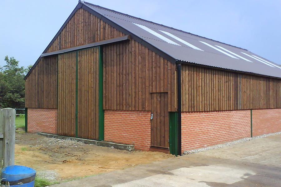 Agriculture Barn Barber Builders In Norfolk Norfolk