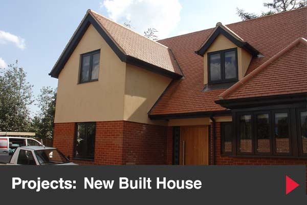 New Building Ideas new builds | barber building services | norwich, norfolk